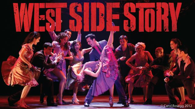 West Side Story Afternoon Classics West Side Story PG at Oswestry39s Community Cinema
