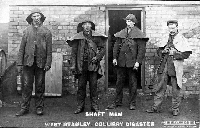 West Stanley Pit disaster West Stanley Colliery Disaster 1909 CoCurate