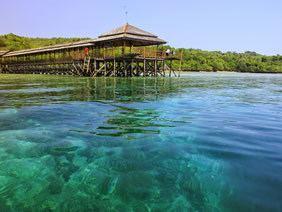 West Sulawesi wwwindonesiafilmcomlocationkarampuangbeachjpg