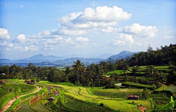 West Sumatra Beautiful Landscapes of West Sumatra