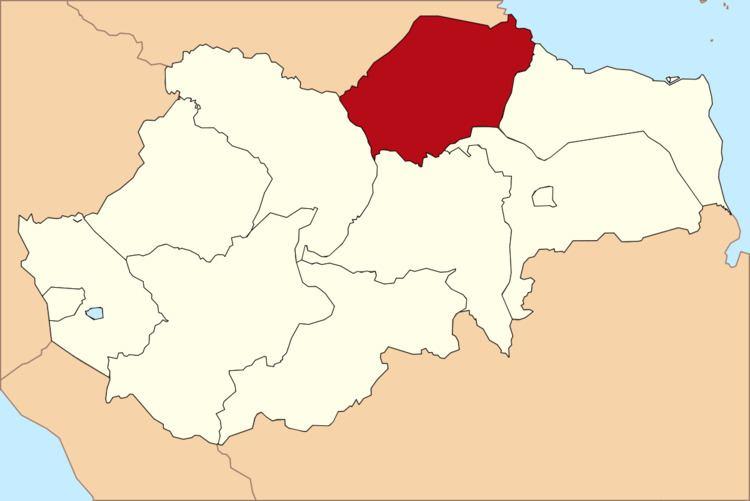 West Tanjung Jabung Regency