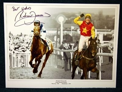 West Tip Dunwoody West Tip And Minnehoma Signed 12x16 Photograph