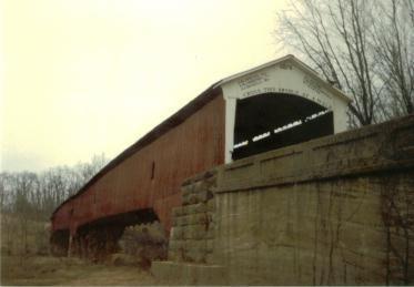 West Union Covered Bridge (Indiana)