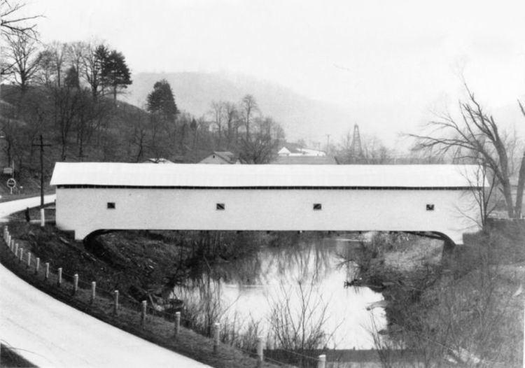 West Union Covered Bridge (West Virginia)