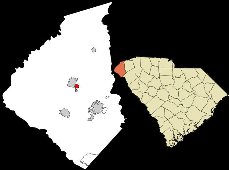 West Union, South Carolina