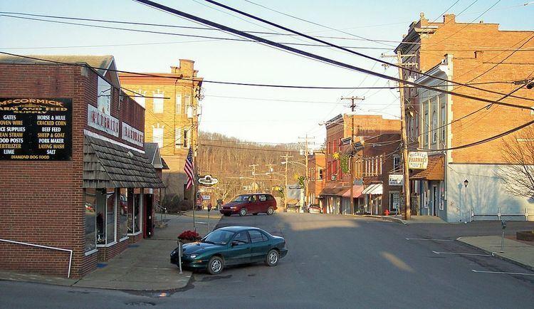 West Union, West Virginia