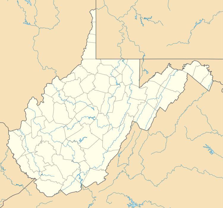West Van Voorhis, West Virginia
