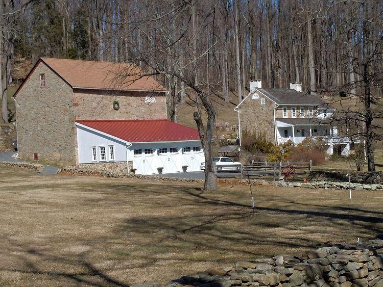 West Vincent Highlands Historic District