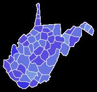 West Virginia gubernatorial election, 2008 httpsuploadwikimediaorgwikipediacommonsthu