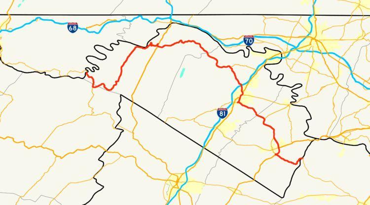 West Virginia Route 9