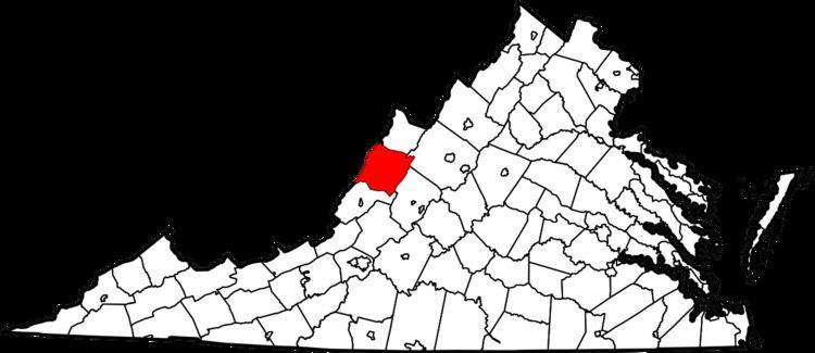 West Warm Springs, Virginia