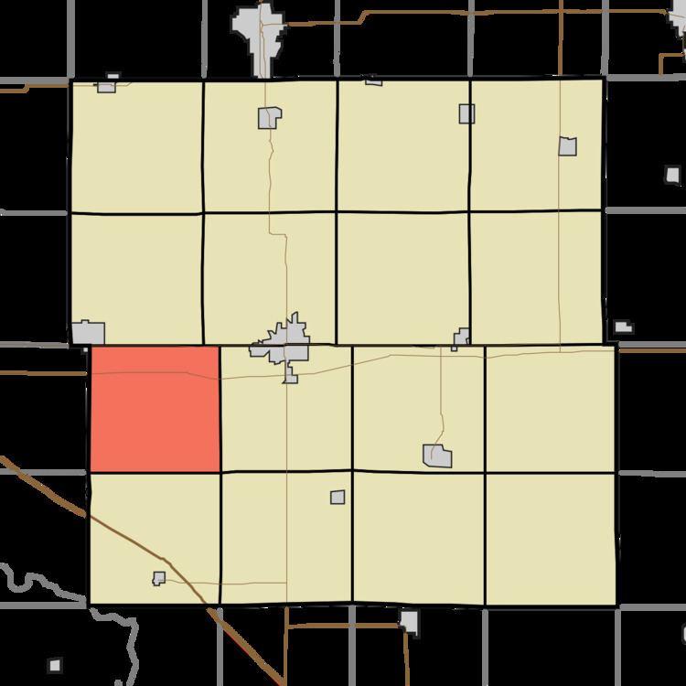 Westburg Township, Buchanan County, Iowa
