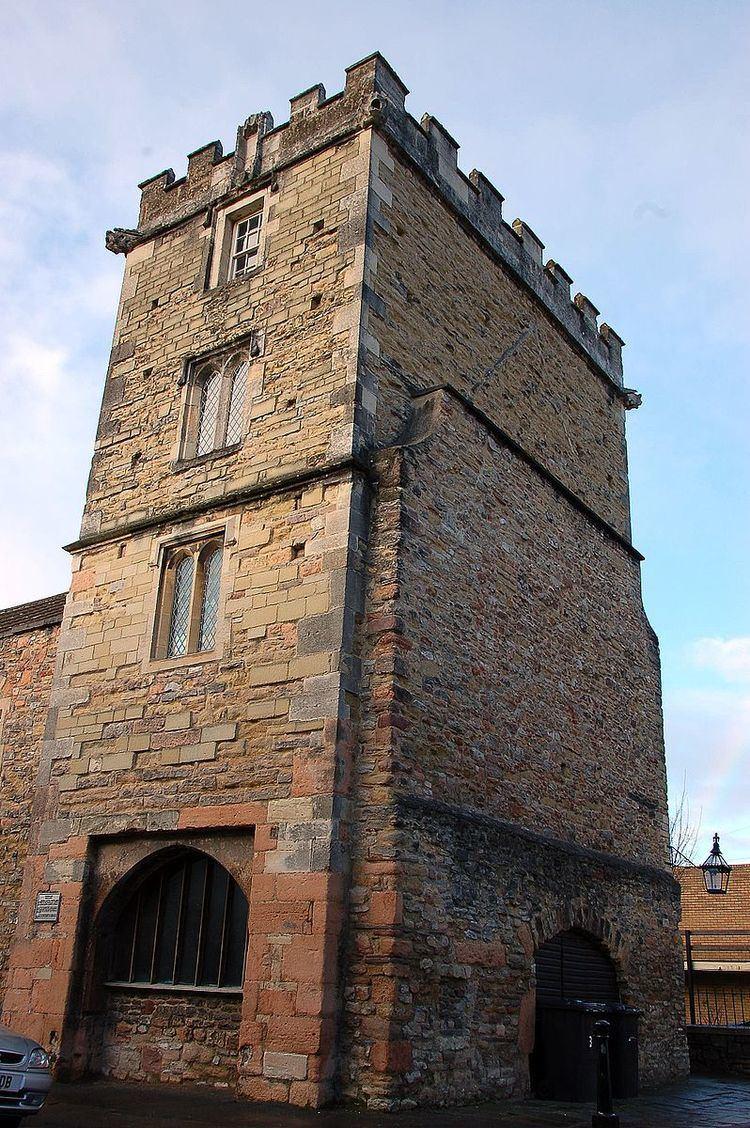 Westbury College Gatehouse