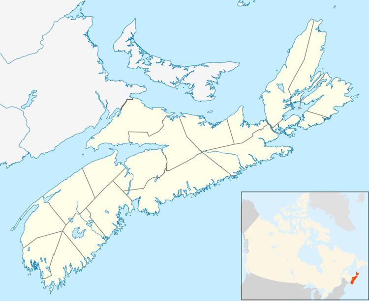 Westchester Mountain, Nova Scotia