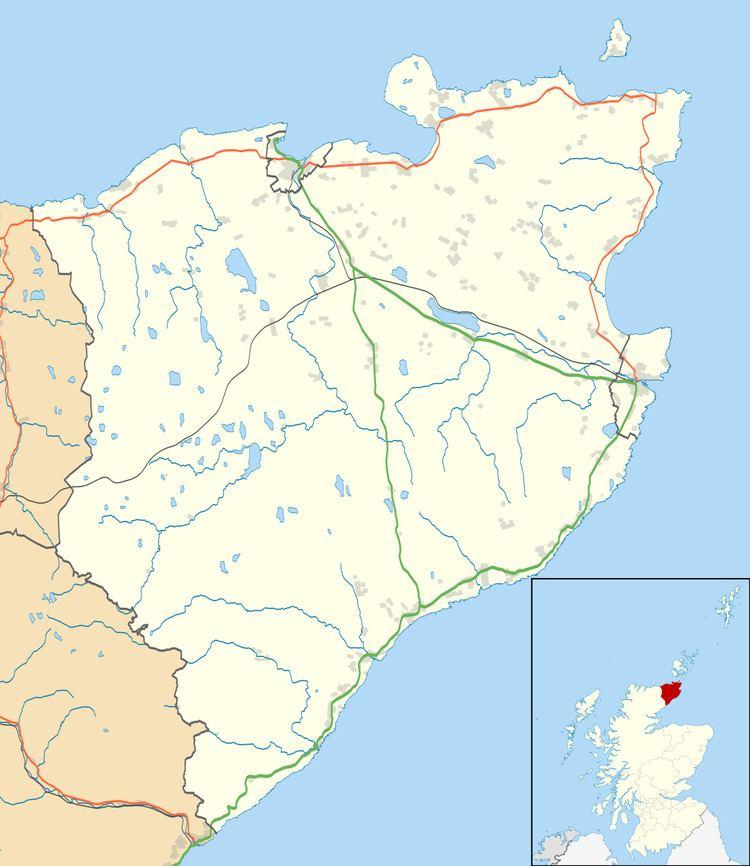 Westerdale, Highland