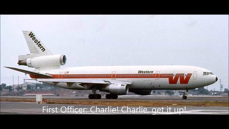 Western Airlines Flight 2605 WARNING DISTURBING Western Airlines Flight 2605 CVR Recording