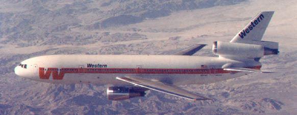 Western Airlines Flight 2605 2605