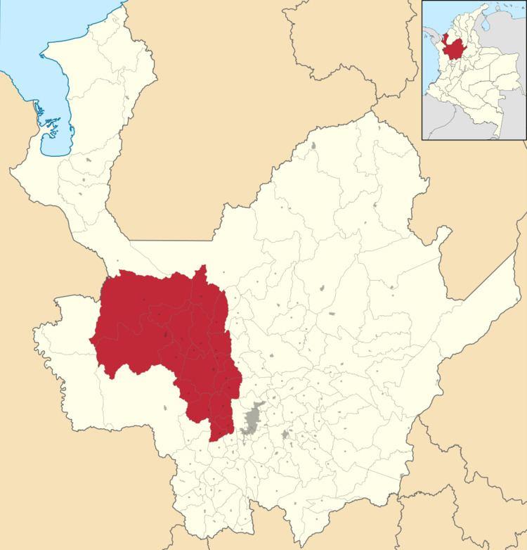 Western Antioquia