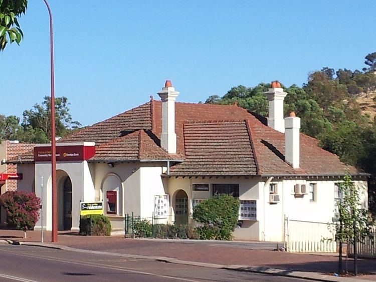 Western Australian Bank, Newcastle Branch