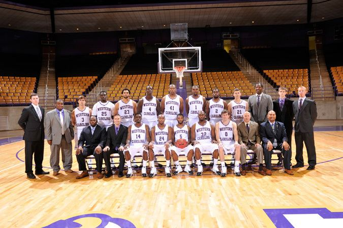 Western Carolina Catamounts men's basketball grfxcstvcomschoolswcargraphicsmbb10813jpg