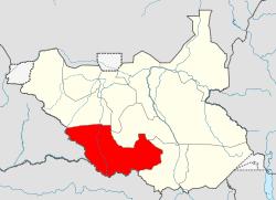 Western Equatoria Wikipedia