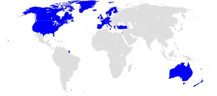 Western European and Others Group