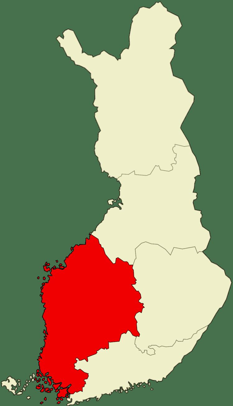 Western Finland Province Western Finland Province Wikipedia