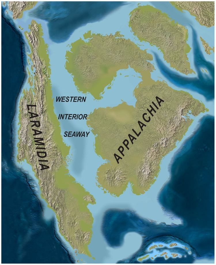 Western Interior Seaway Fossils of Future Past Phenomena