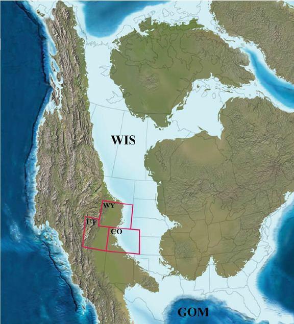 Western Interior Seaway httpswwwresearchgatenetprofileJenniferAsch