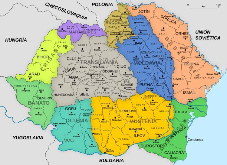 Western Moldavia