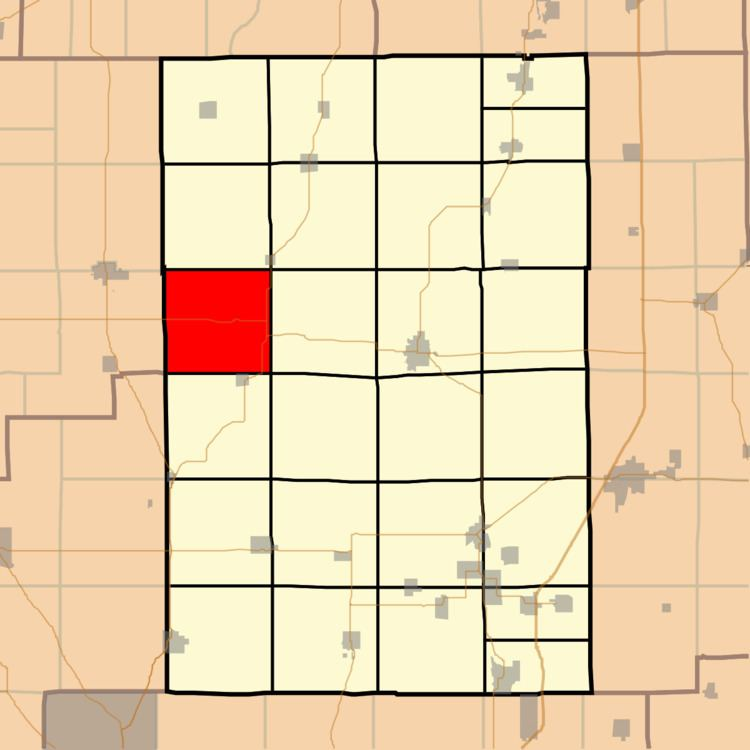 Western Mound Township, Macoupin County, Illinois