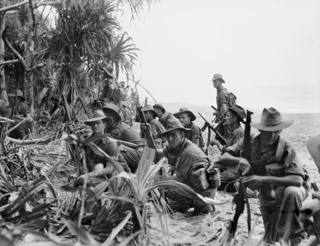 Western New Guinea campaign