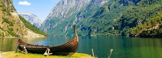 Western Norway The Beautiful Fjords of Western Norway Escorted Tours in Norwegian