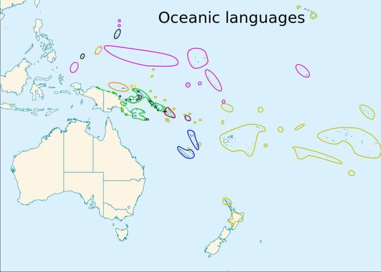 Western Oceanic languages