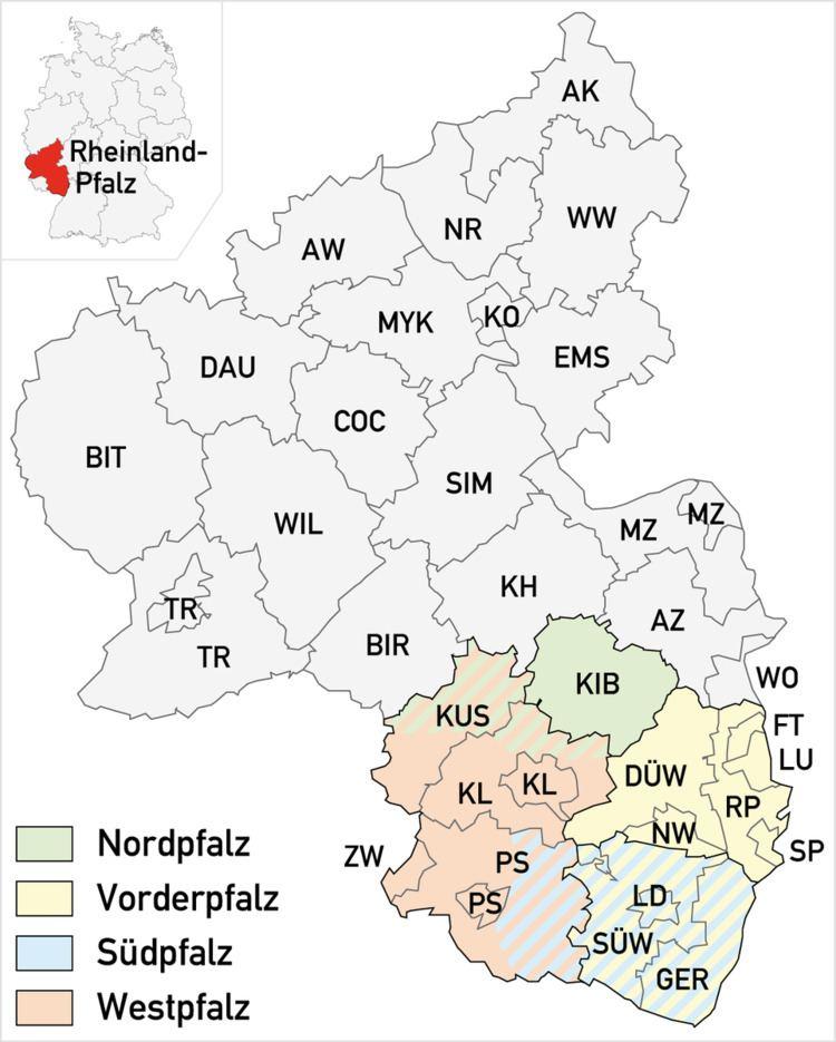 Western Palatinate