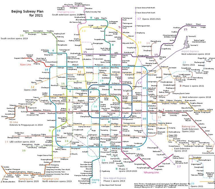 Beijing Subway Map 2021 Good Quality.Western Suburban Line Beijing Subway Alchetron The Free Social