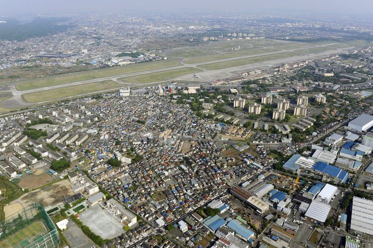 Western Tokyo Inose revives push to let civilian airliners use Yokota air base