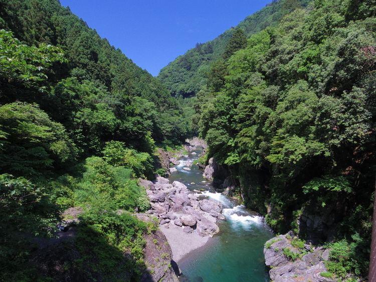 Western Tokyo Okutama easy access and abundant nature in western Tokyo DeepJapan
