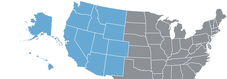 Western United States Western USA Hosted Business Phone Systems Save Up To 65 Crexendo