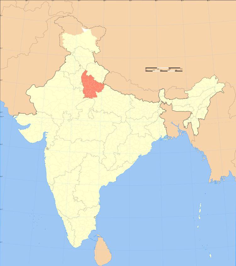 Western Uttar Pradesh