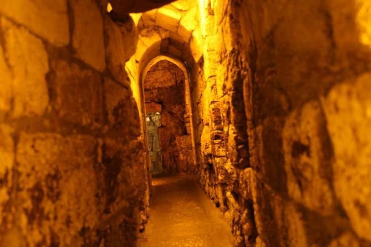 Western Wall Tunnel Western Wall Tunnels The Western Wall Heritage Foundation The