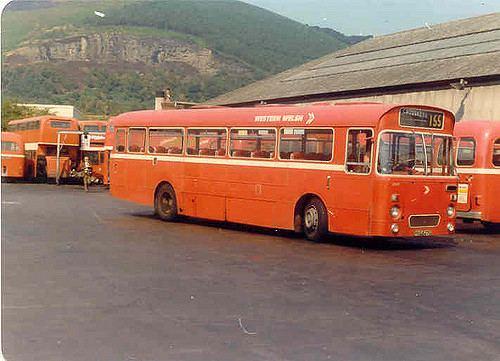 Western Welsh Western Welsh Crosskeys depot john evans Flickr