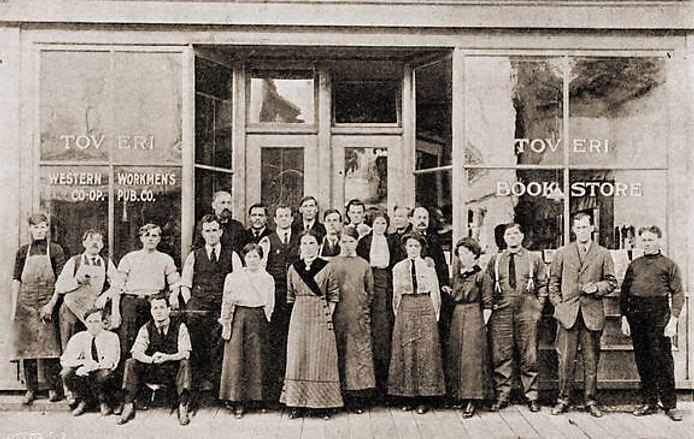 Western Workmen's Co-operative Publishing Company