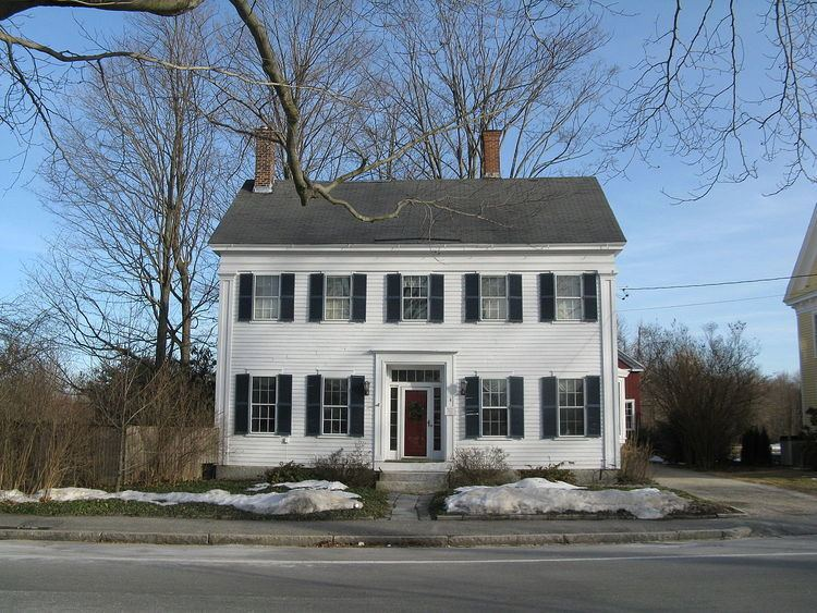 Westford Center Historic District