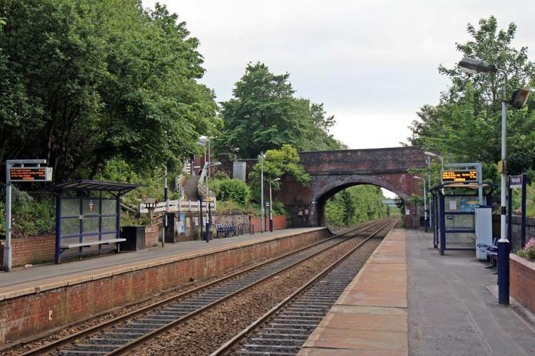Westhoughton railway station