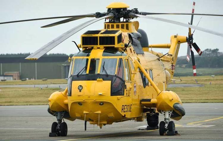 Westland Sea King Airfix Farewell to an old friend the RAF Sea King retires News