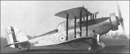 Westland Wallace Westland Wallace twoseat generalpurpose biplane