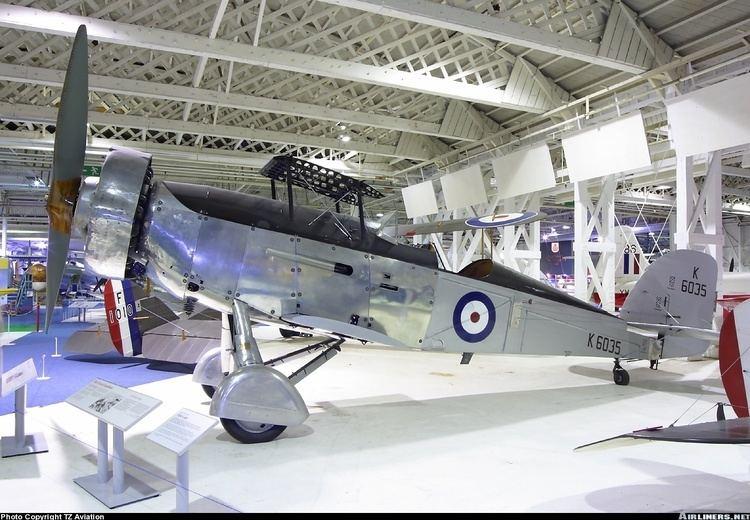 Westland Wallace Westland Wallace II UK Air Force Aviation Photo 0464379