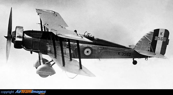 Westland Wallace Westland Wallace Mk I K3562 Aircraft Pictures amp Photos
