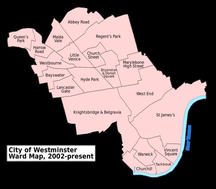 Westminster City Council elections
